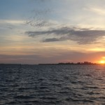 Cape Coral Yacht Club Sunset